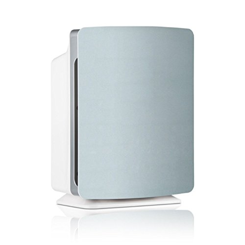 Alen BreatheSmart FIT50 Customizable Air Purifier with HEPA-Pure Filter to Remove Allergies and Dust (Brushed Stainless, 1-Pack) (Best Purifier compare prices)
