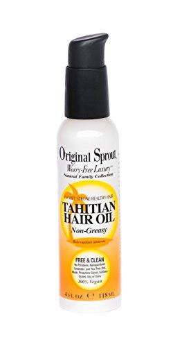 Original Sprout Tahitian Hair Oil