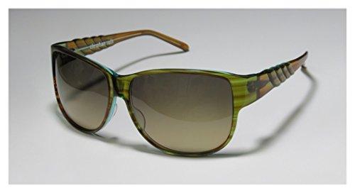 christian-roth-14285-mens-womens-designer-full-rim-sunglasses-shades-62-13-125-striped-khaki