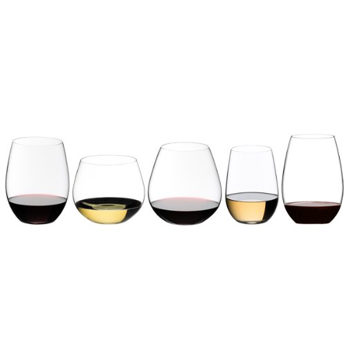 Riedel 5-Pack Variety Key to Wine Glass