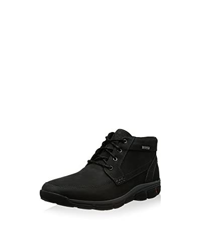 Rockport Botines Casual Waterproof Negro