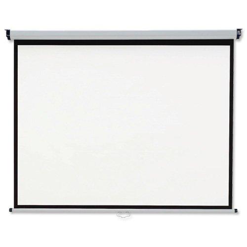 NOBO - Projection screen - 4:3 - Matte White