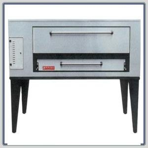"Marsal Sd-10866 Gas Deck Oven (86""Wide) : Marsal Sd-10866 - Lpg - Dbl (+ $150 Export)"
