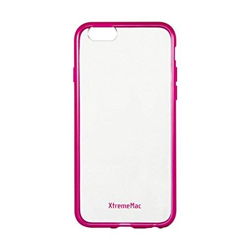 XtremeMac Microshield Accent caso Wrap per iPhone 6 - rosa