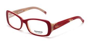 Skechers Women's Designer Glasses SK 2008 FUSCM