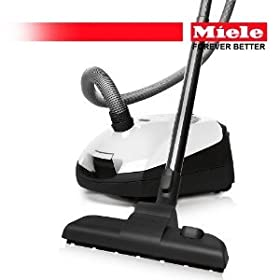 Miele Olympus S2120 Canister Vacuum Cleaner with FiberteQ SBD350-3 Rug and Floor Tool w/ Free Shipping