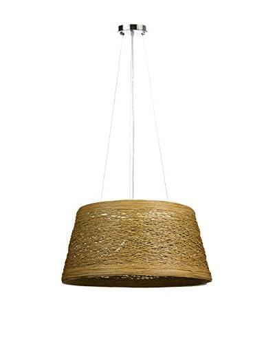 COLONIAL STYLE Deckenlampe braun