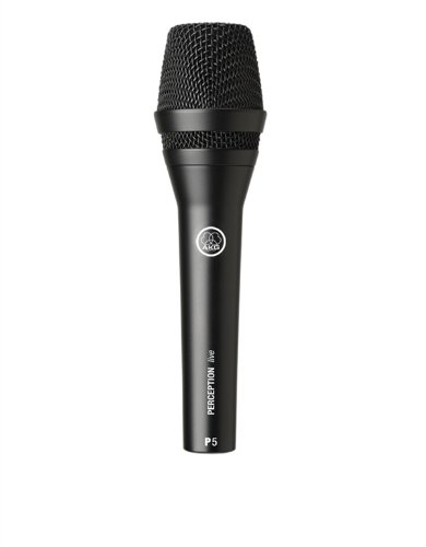 AKG P5S Dynamic Super Cardoid Handheld Microphone