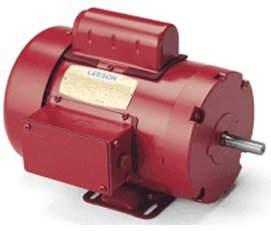 Buy 1 5 hp 1725rpm 56 frame tefc farm duty 115 208 230 for 5 hp electric motor price