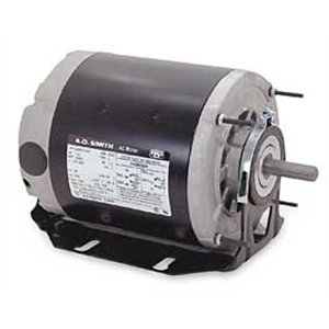 a o smith fan and blower motor single phase 115 volts. Black Bedroom Furniture Sets. Home Design Ideas