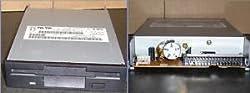 1.44MB NEC Floppy Disk Drive (No Bezel) FD1231T