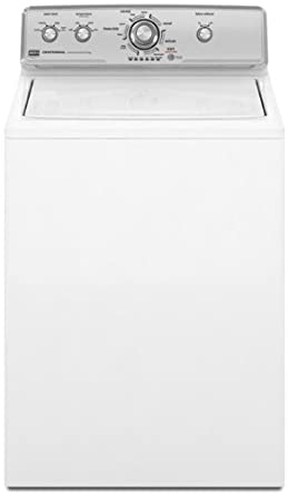 Maytag MVWC200XW Centennial 3.4 Cu. Ft. White Top Load Washer