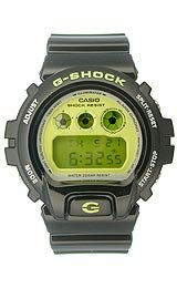 G-Shock Men's Classic Collection watch #DW-6900CS-1