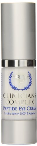 Clinicians Complex Peptide Eye Cream, 0.65 Ounce