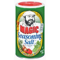 2 Pack: Chef Paul Prudhomme's Magic Seasoning Salt New Orleans Blend -- 7 oz