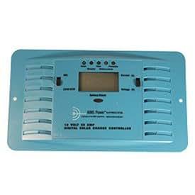 AIMS PWRSCC12V30A 12 Volt 30 Amp Solar Charge Controller