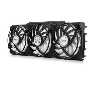 Accelero XTREME Plus II VGA Cooler for NVIDIA and AMD Radeon