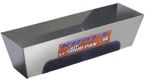 Kraft DW722 12-Inch EZ-Grip SS Mud Pan (Mud Pan compare prices)