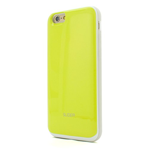 【日本正規代理店品】 DESIGN SKIN SLIDER for iPhone6 ベイビーピンク I6N06-14C374-04
