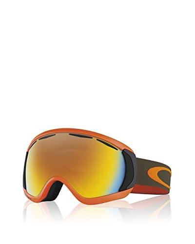 OAKLEY Ski Googles Canopy Mod. 7047 Clip Naranja