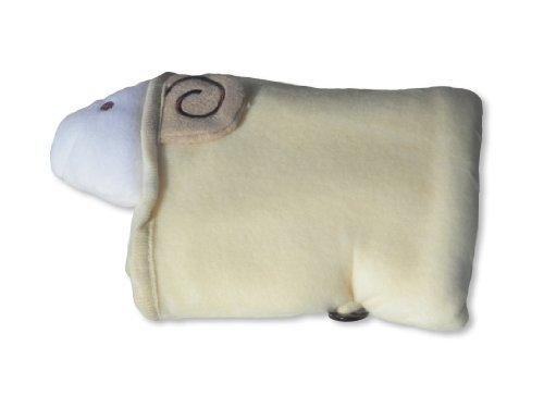 DiamondK's Animal Baby Blanket (White Sheep)
