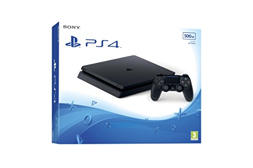 PlayStation 4 Slim (PS4) 500 GB - Consola