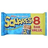 Kelloggs Rice Krispies Squares Marshmallows 8Pk