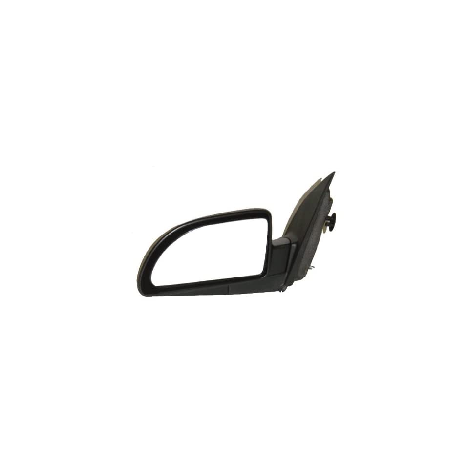 OE Replacement Saturn Vue Driver Side Mirror Outside Rear View (Partslink Number GM1320271)