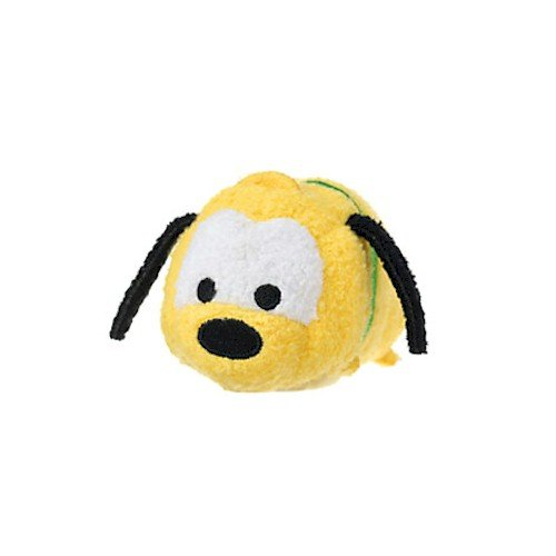 Disney Pluto ''Tsum Tsum'' Plush - Mini - 3 1/2''