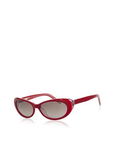 Karl Lagerfeld Gafas de Sol KL630S-015 (54 mm) Rojo / Transparente