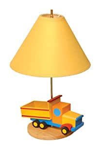 Room Magic Lamp, Dump Truck
