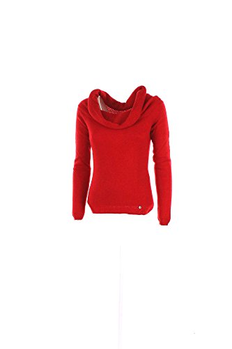Maglia Donna Armani Jeans 6X5M7D 5M0KZ Rosso Autunno/Inverno Rosso 44