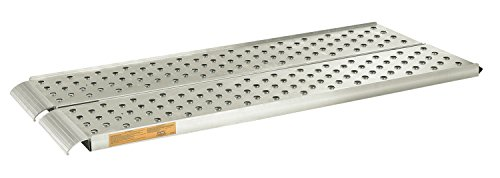 "Lund 602003 Bi-Fold 69"" Loading Ramp, 1500-Pound Capacity front-744467"