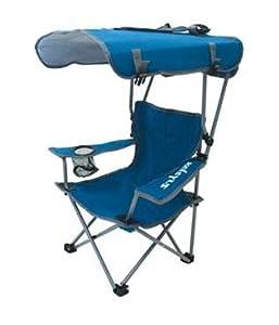 Kelsyus Kids Canopy Chair- Blue