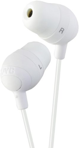Marshmallow Earbuds (White)