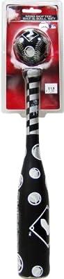 MLB White Sox Mini Slugger Bat and Ball