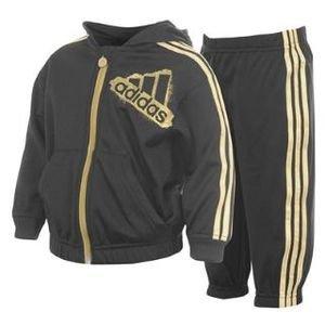 adidas classics w gold stripe