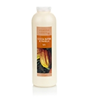 Essential Extracts Cocoa Butter & Vanilla Talc