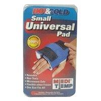 Medi Temp Hot And Cold Compress Small Universal Pad, Latex Free, 1 Ea