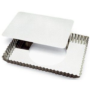 Gobel Rectangular Tart Pan - 8 × 11