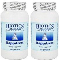 Biotics Research - Kapparest - 180 Capsules-2 Bottle Saver