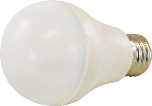 Liteline A19Led10W-30K-Wh A19 Led Bulb, 120V, 10.5W, 3000K
