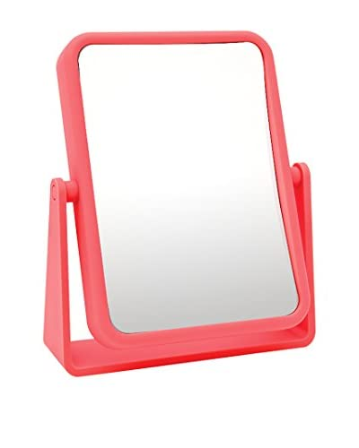 Danielle Soft Touch 7X Mag & True Image Rectangular Mirror, Coral
