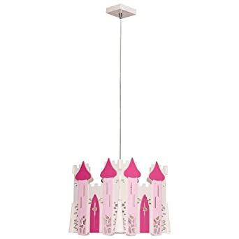 led 3 watt kinderleuchte traumburg prinzessin pendelleuchte h ngelampe m dchen pink db828. Black Bedroom Furniture Sets. Home Design Ideas