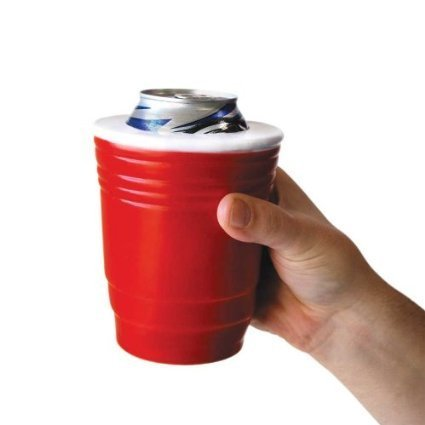 Red Solo Cup Beer Koozie