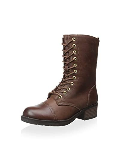 Cougar Women's Drake Lace-Up Boot  [Brown]