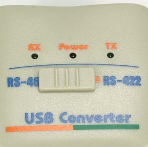 InstallerParts USB to RS422/485 Converter, RJ11