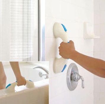 Portable Support Grip Grab Handle - Bath & Shower Disability Aid