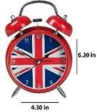 Union Jack Alarm Clock Classic Large