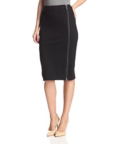 Dittos Women's Zip Pencil Skirt